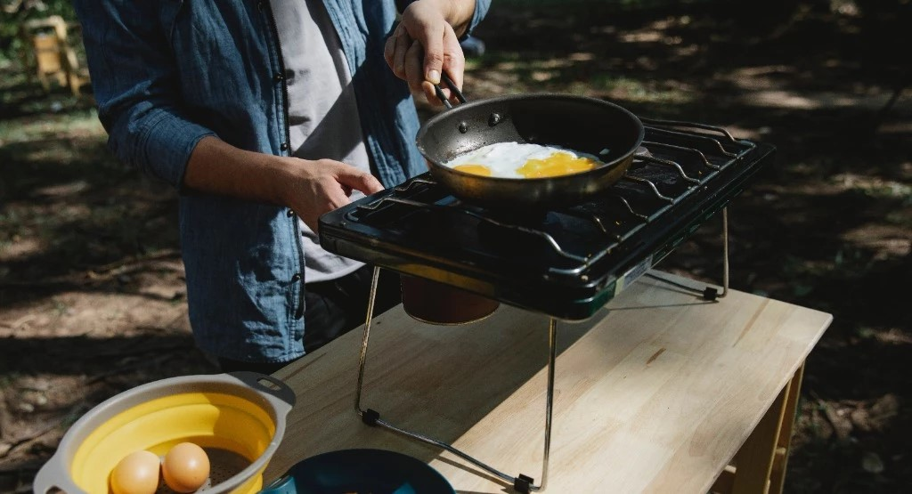 Essential Camping Cookware and Supplies